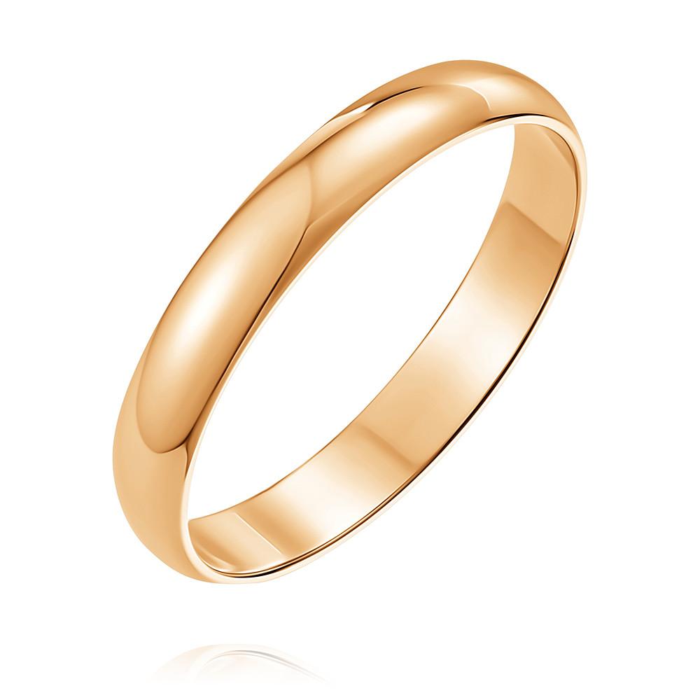 Обручальное кольцо из красного золота 585 пробы кольца kabarovsky 11 160 7413