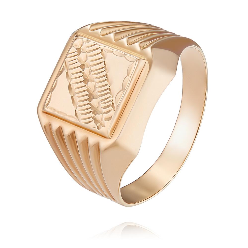 Купить Кольцо из красного золота 585 пробы, Другие, Красный, Для мужчин, 1311678/01-А507-01