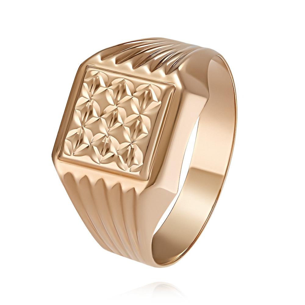 Купить Кольцо из красного золота 585 пробы, Другие, Красный, Для мужчин, 1319839/01-А507-01