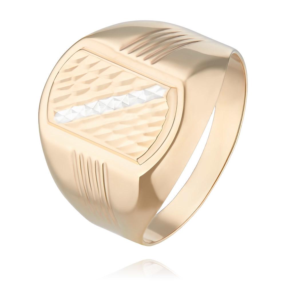 Купить Кольцо из красного золота 585 пробы, Другие, Красный, Для мужчин, 1356656/01-А507Д-01