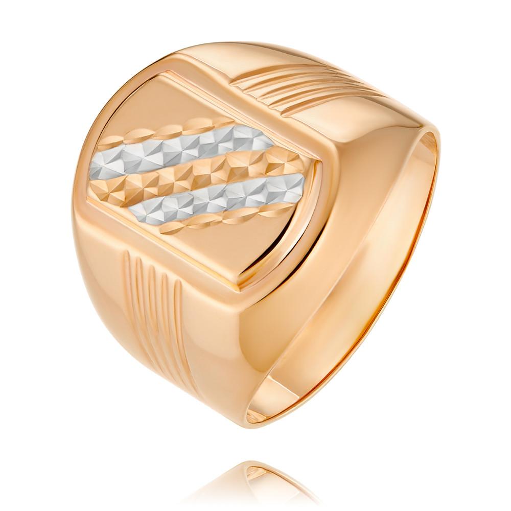Купить Кольцо из красного золота 585 пробы, Другие, Красный, Для мужчин, 1356661/01-А507Д-01