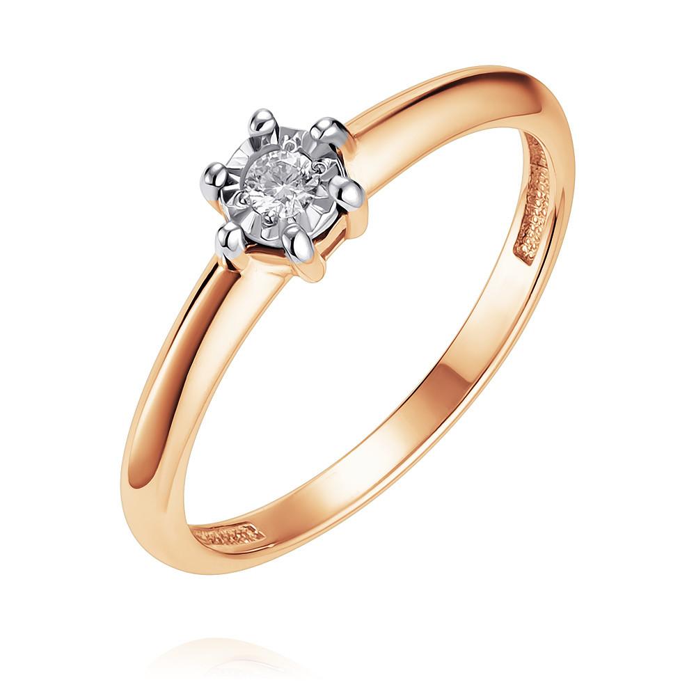 Обручальное кольцо Адамас 1403054-A51-72_1 от Adamas