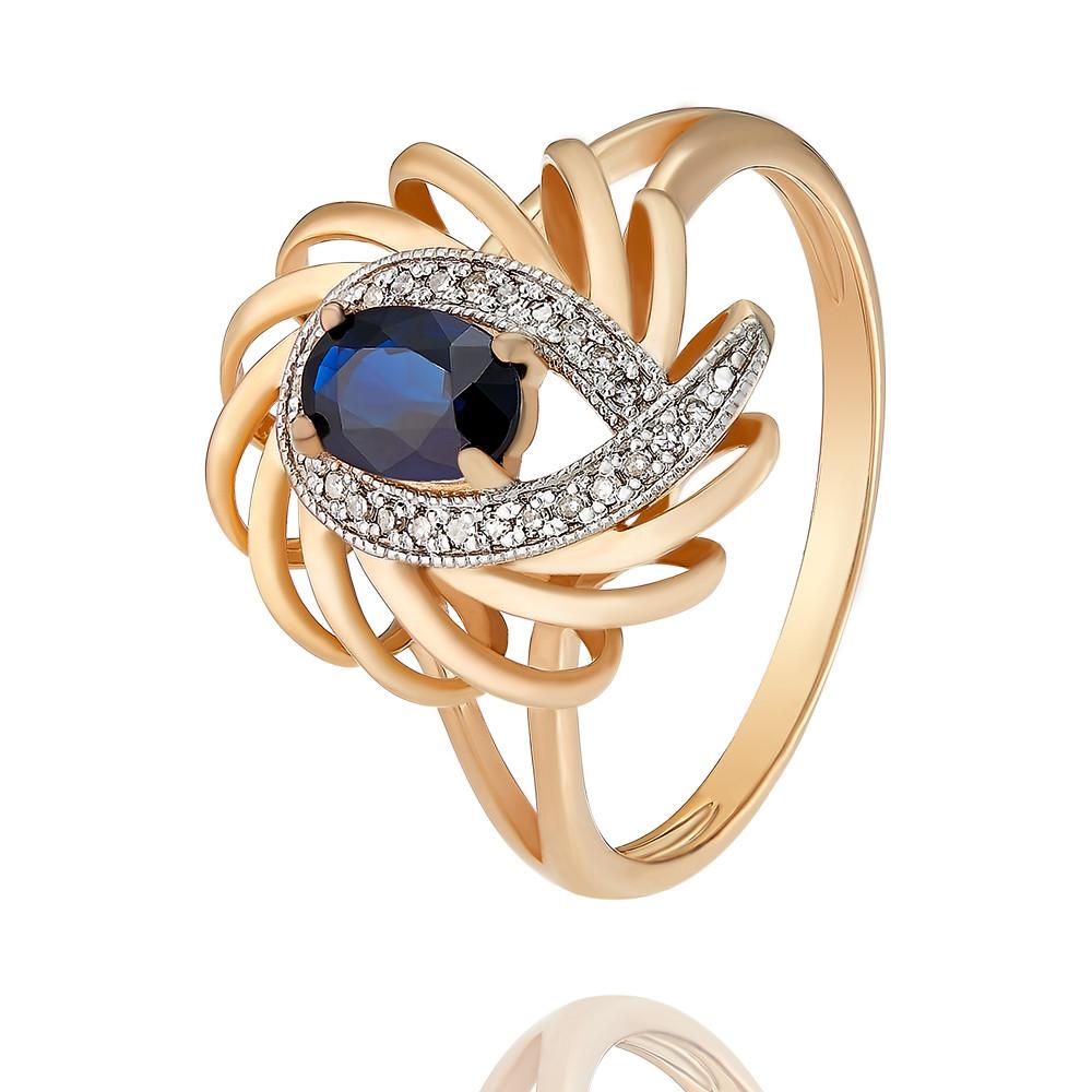 Фото Помолвочное кольцо Адамас 5975057