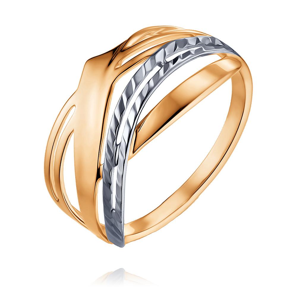 Купить Кольцо из красного золота 585 пробы, SOKOLOV, Красный, Для женщин, 1452444/01-А507Д-01