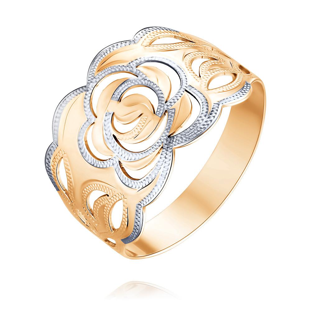 Купить Кольцо из красного золота 585 пробы, SOKOLOV, Красный, Для женщин, 1456285/01-А507Д-01