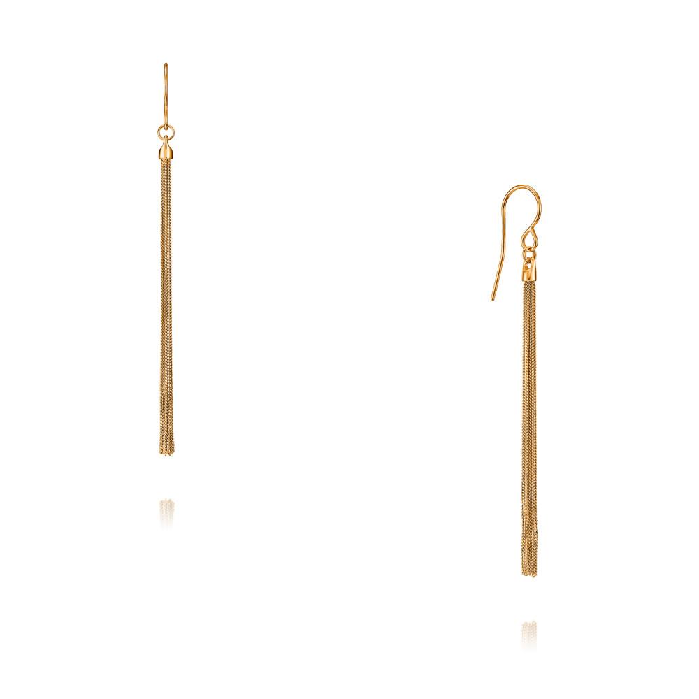 Купить Серьги из красного золота 585 пробы, АДАМАС, Красный, Для женщин, 2504609-А50-01