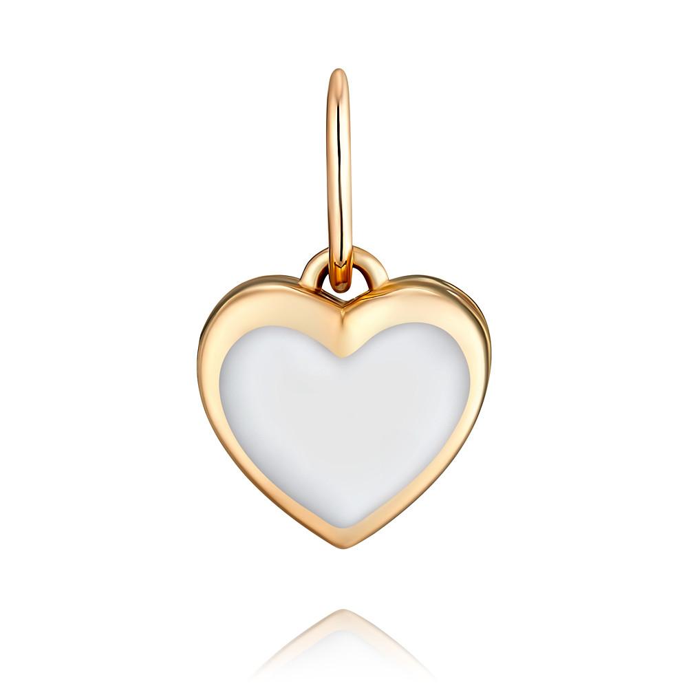 Купить Подвеска из красного золота 585 пробы, SOKOLOV, Красный, Для женщин, 3456244/01-А50-01