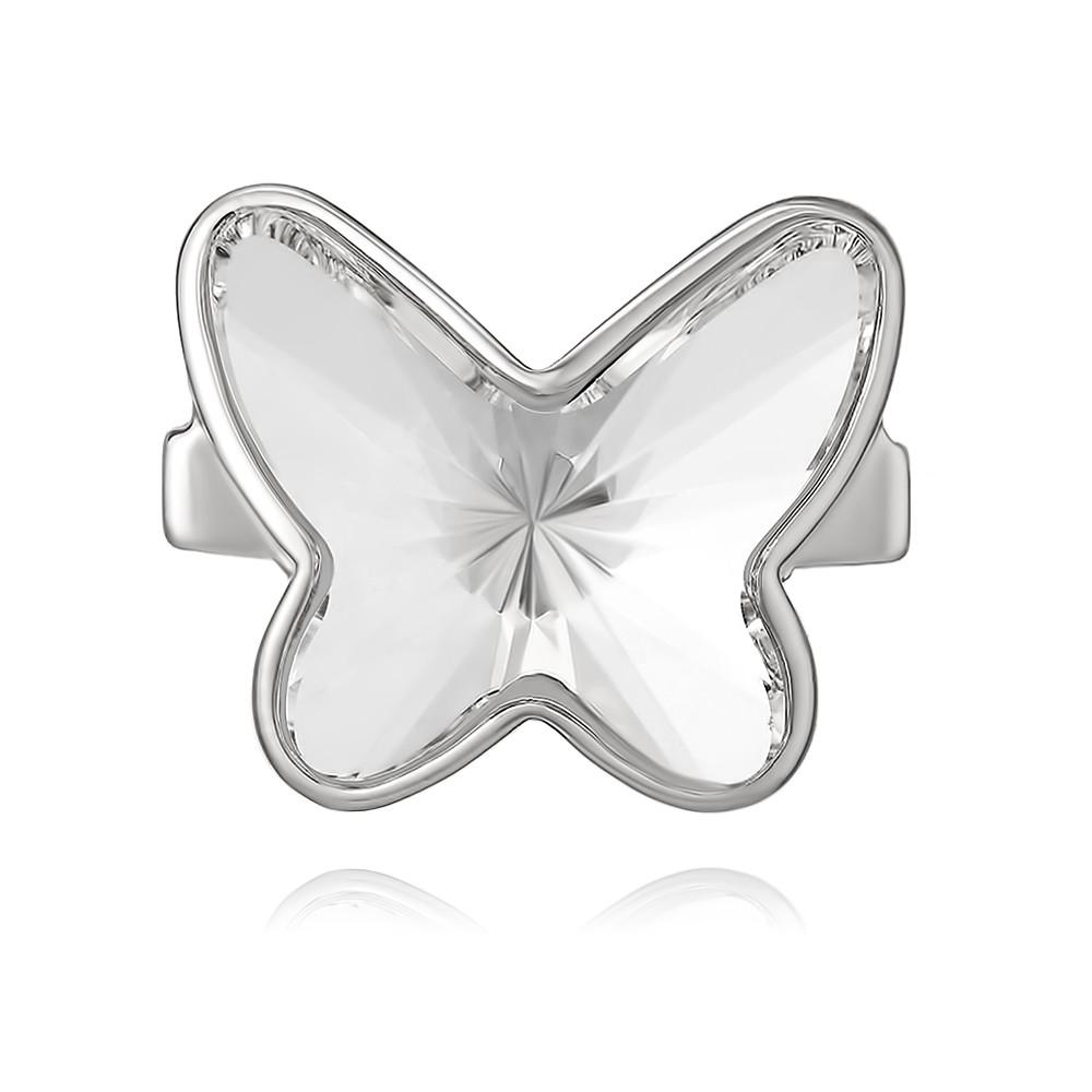 Купить со скидкой Подвеска из белого серебра 925 пробы с фианитом