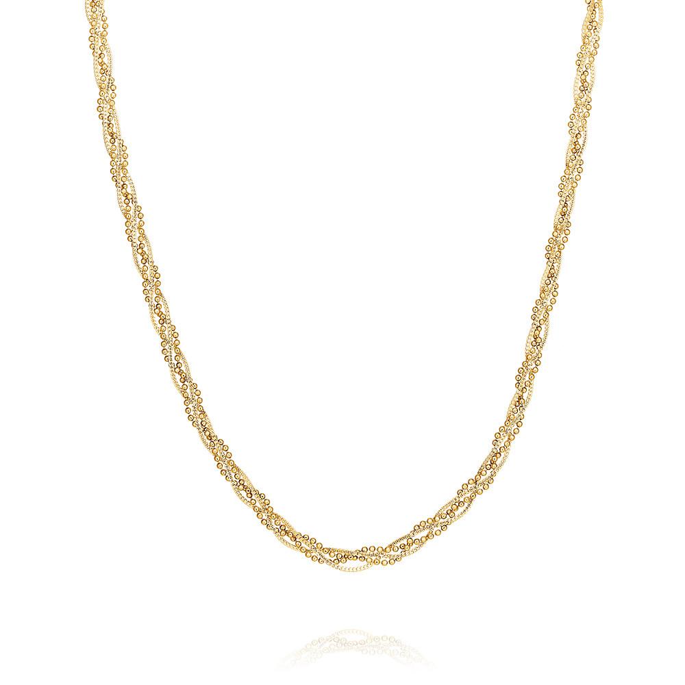 Шейное украшение из красного золота 585 пробы, АДАМАС, Красный, Для женщин, 8104803-А505-01  - купить со скидкой