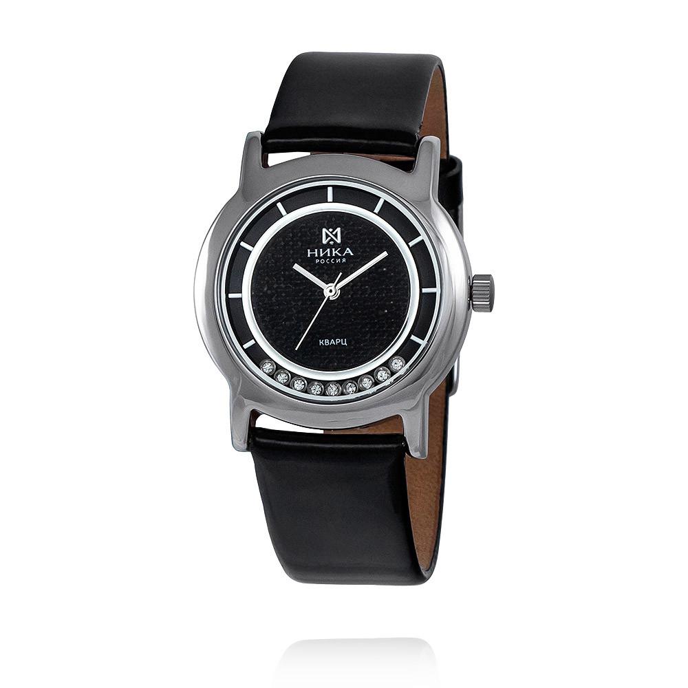 Купить со скидкой Часы из белого серебра 925 пробы