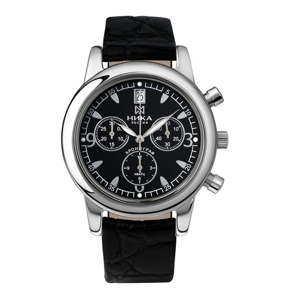 Купить Часы из белого серебра 925 пробы, НИКА, Ф110508/03-С8Д-01