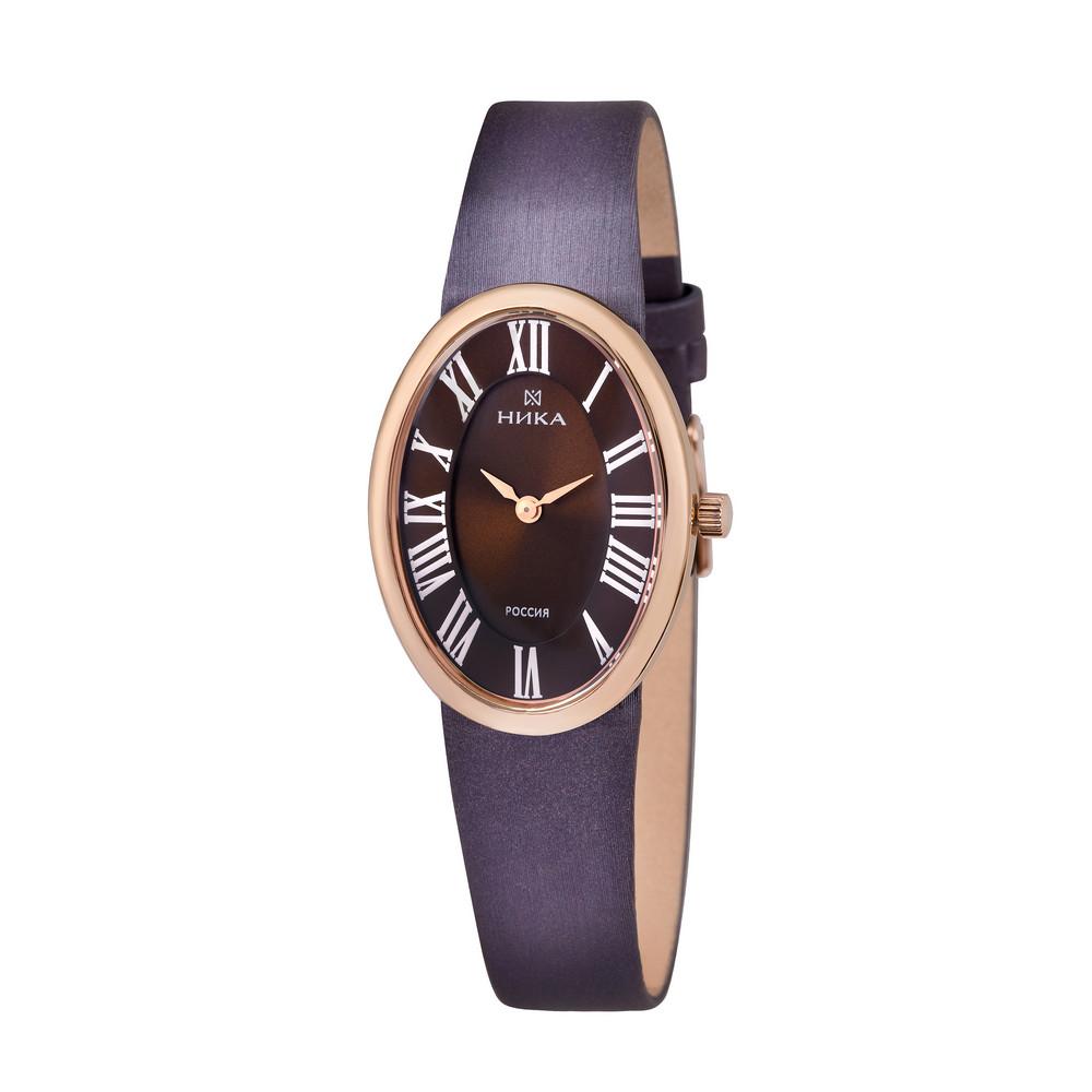 Купить Часы из красного золота 585 пробы, НИКА, Красный, Для женщин, Ф152244/03-А50-01