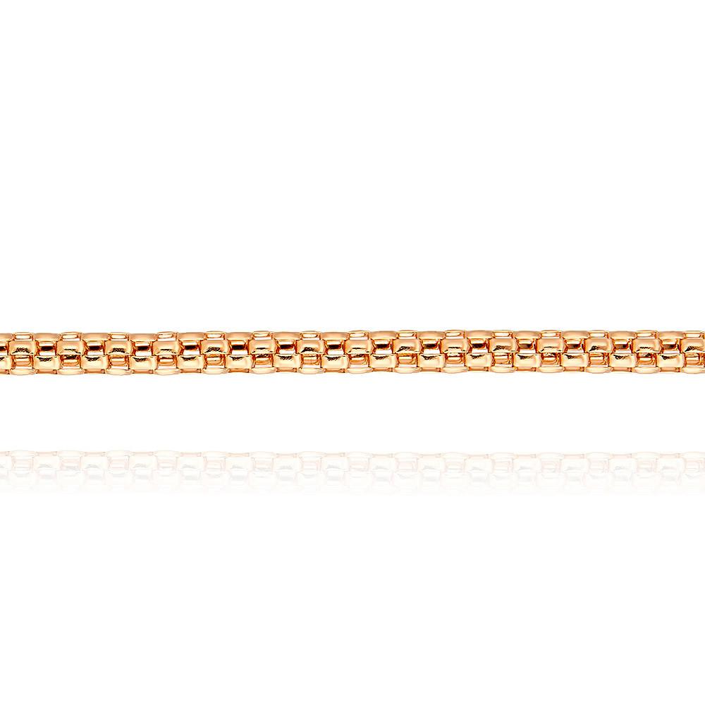 Цепь из красного золота 585 пробы