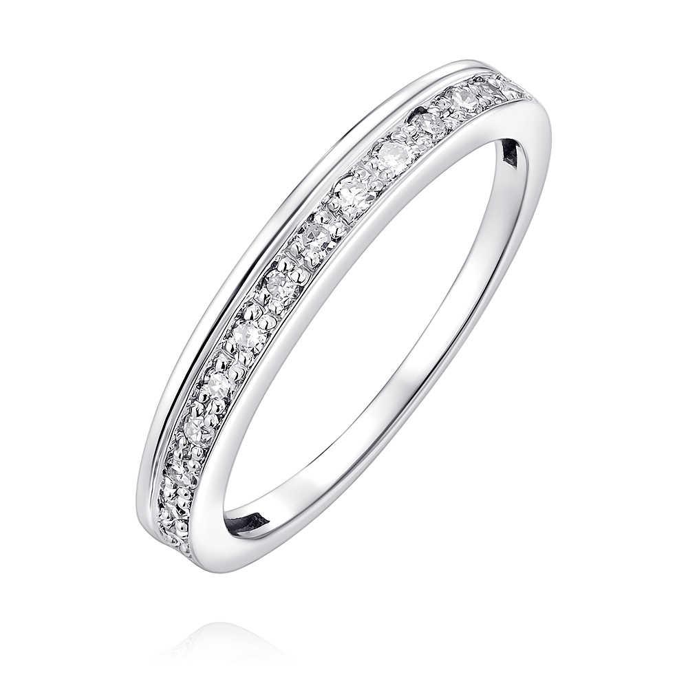 11d736402c37 Золотые кольца с бриллиантами — купить золотое кольцо с бриллиантом ...