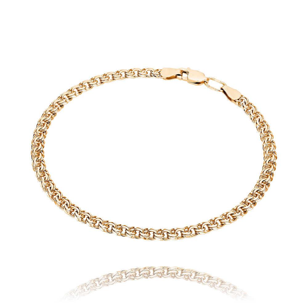 903160afd6c0 Браслеты из золота 585 пробы — купить браслет из золота 585 пробы в ...